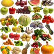 Fruit and vegetables — Stock Photo