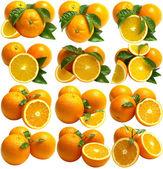 橙色 — 图库照片