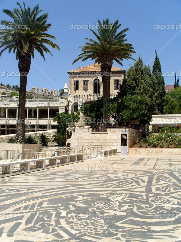 Nazareth, Izrail — Stock Photo #3937336