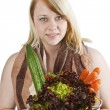 Vegetarian — Stock Photo #4152540