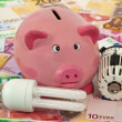 Piggy Bank — Stock Photo #4152584