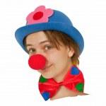Funny Clown — Stock Photo #5077285