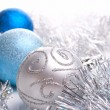 Christmas-tree decorations — Stock Photo #4389223