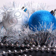 Christmas-tree decorations — Stock Photo #4389246