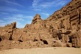 Petra overview — Stock Photo