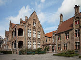 Hospital Museum Sint-Jan in Brugge, Belgium — Photo