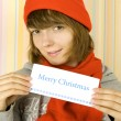 Merry Christmas — Stockfoto