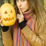 Shhhhhhhh Halloween — Stock Photo #4054810