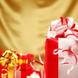 Christmas gifts — Stock Photo #4145405
