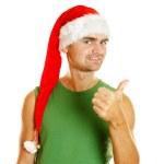 Christmas men — Stock Photo #4214768