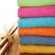 Bath Towels - Stock fotografie