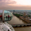 The London Eye — Foto Stock