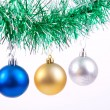 Christmas decorations — Stock Photo #4466947