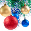 Christmas decorations — Stock Photo #4466952