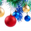 Christmas decorations — Stock Photo #4466954