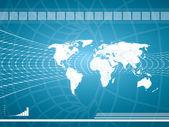 Technology background vector — Stock Vector