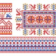 Old russian ornament. - Stock Vector