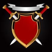 Conseil d'administration et l'épée. — Vecteur