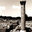 Ancient column — Stock Photo