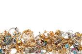 šperky rám — Stock fotografie
