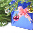 Christmas Tree and Gifts. — Stock Photo