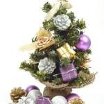 Christmas green three — Stock Photo