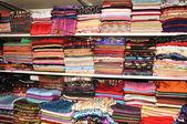 Silk a pashmina šály — Stock fotografie