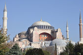 Hagia Sophia mosque, — Stock Photo