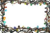 Necklace frame — Stock Photo