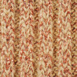 Knitted wool texture — 图库照片