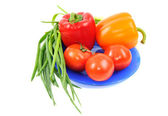 Fresh vegetbles — Stock Photo
