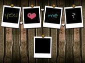 Amore concettuale — Foto Stock