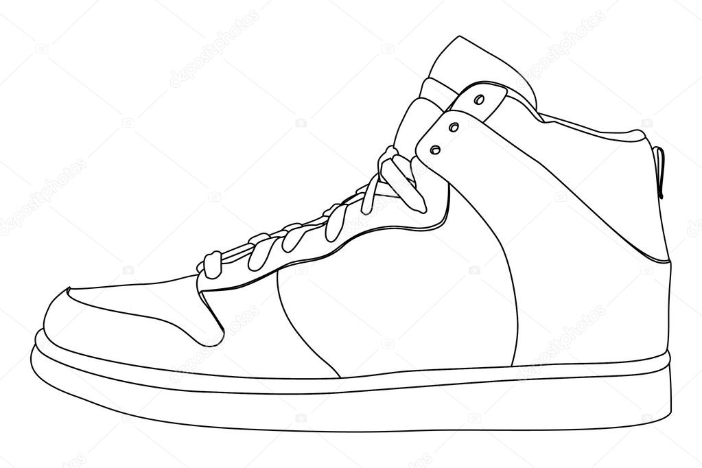 Shoes Stock Vector 169 Chisnikov 4297098