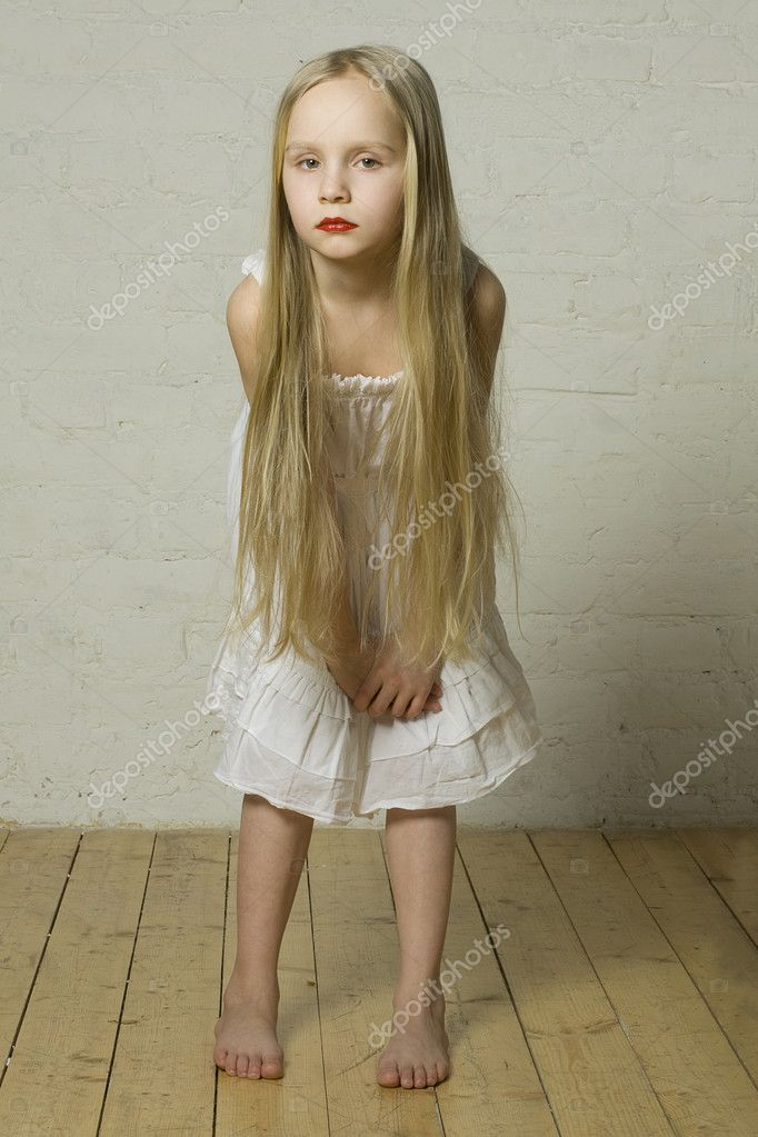 depositphotos 5049345 Teen girl fashion model with blond hair and red lips I love babysitter phone sex (: Not just because I get to have fun with a hot ...