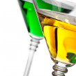 Royalty-Free Stock Photo: Martini bar