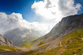 Mountain Pilatus in Switzerland — Stock Photo