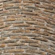 Factory brick chimney background — Stock fotografie