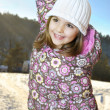 Winter play — Stock Photo #4711073