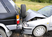 Car accident — Stock Photo
