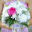 Wedding bouquet — Stock Photo #4870055