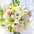 Wedding bouquet — Stock Photo #5205828