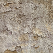 Texture of old dirty cracked wall — Stockfoto