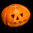 Jack-o-lantern pumpkin — Stock Photo