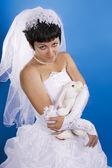 Beautiful Bridal Portraits. — Stock Photo