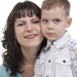 Mother and Son. — Stock Photo