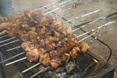 Shishkebab — Stock Photo