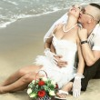 Tropical wedding — Stock Photo #3943911