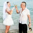 Tropical wedding — Stock Photo #3943950