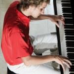 Piano — Stock Photo #4188694