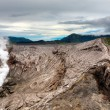Stock Photo: Bromo crater
